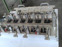 EQUIPMENTS FOR ENGINE COMPONENTS PRESSURE TEST